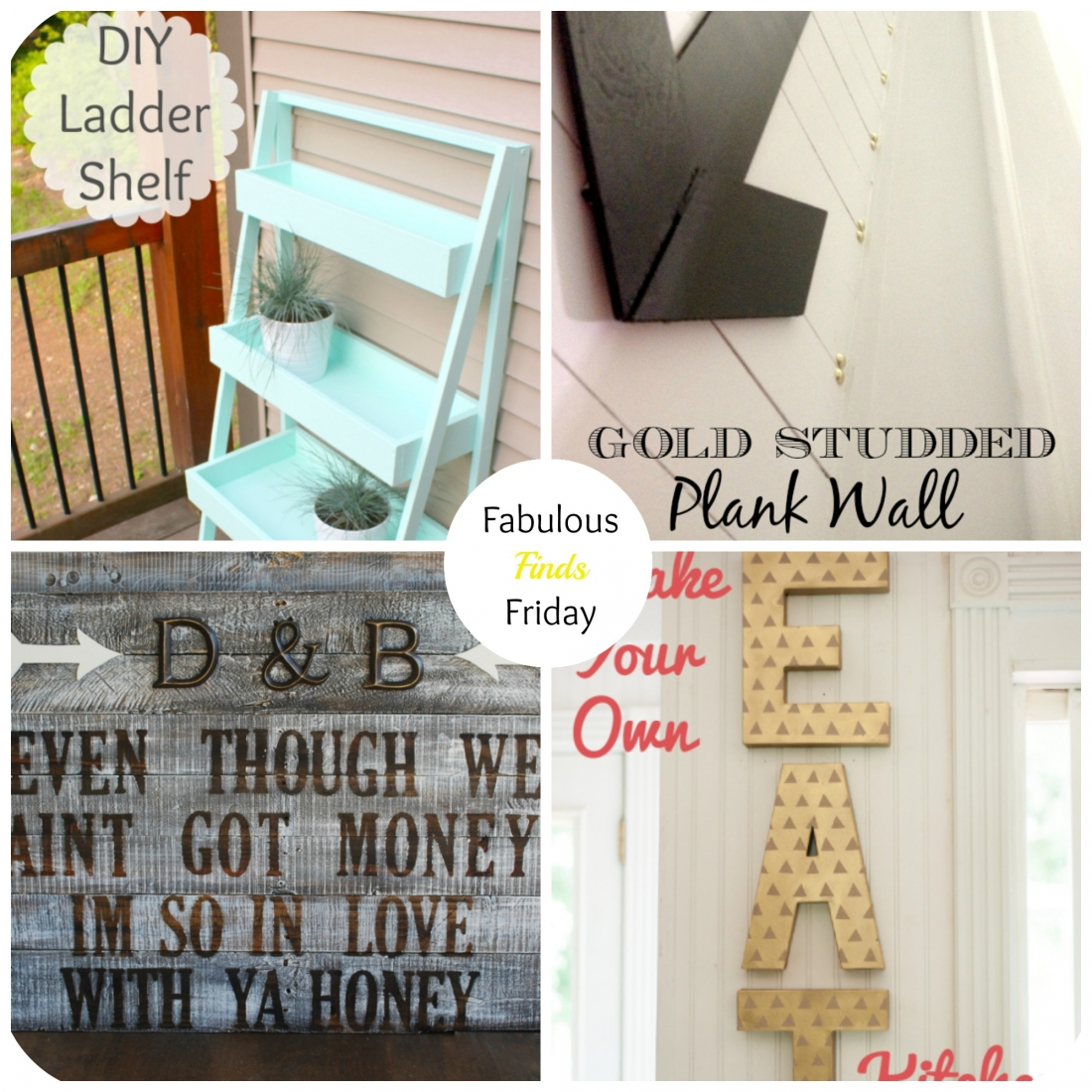 Fabulous Finds Friday – Week 1
