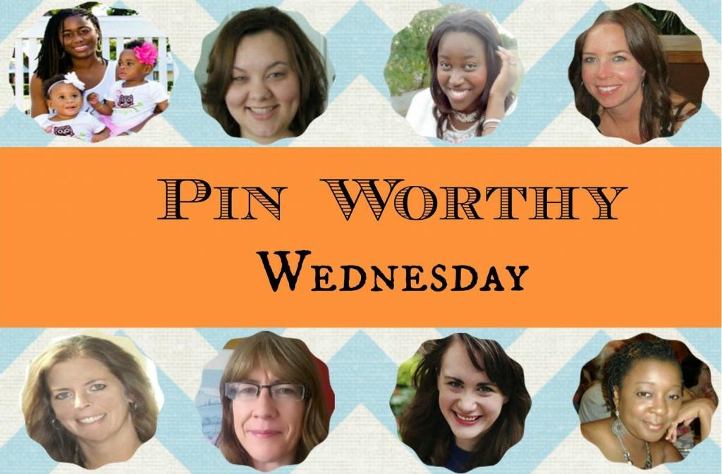 Pin Worthy Wednesday & Features!