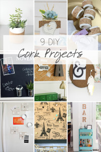 9 cork projects