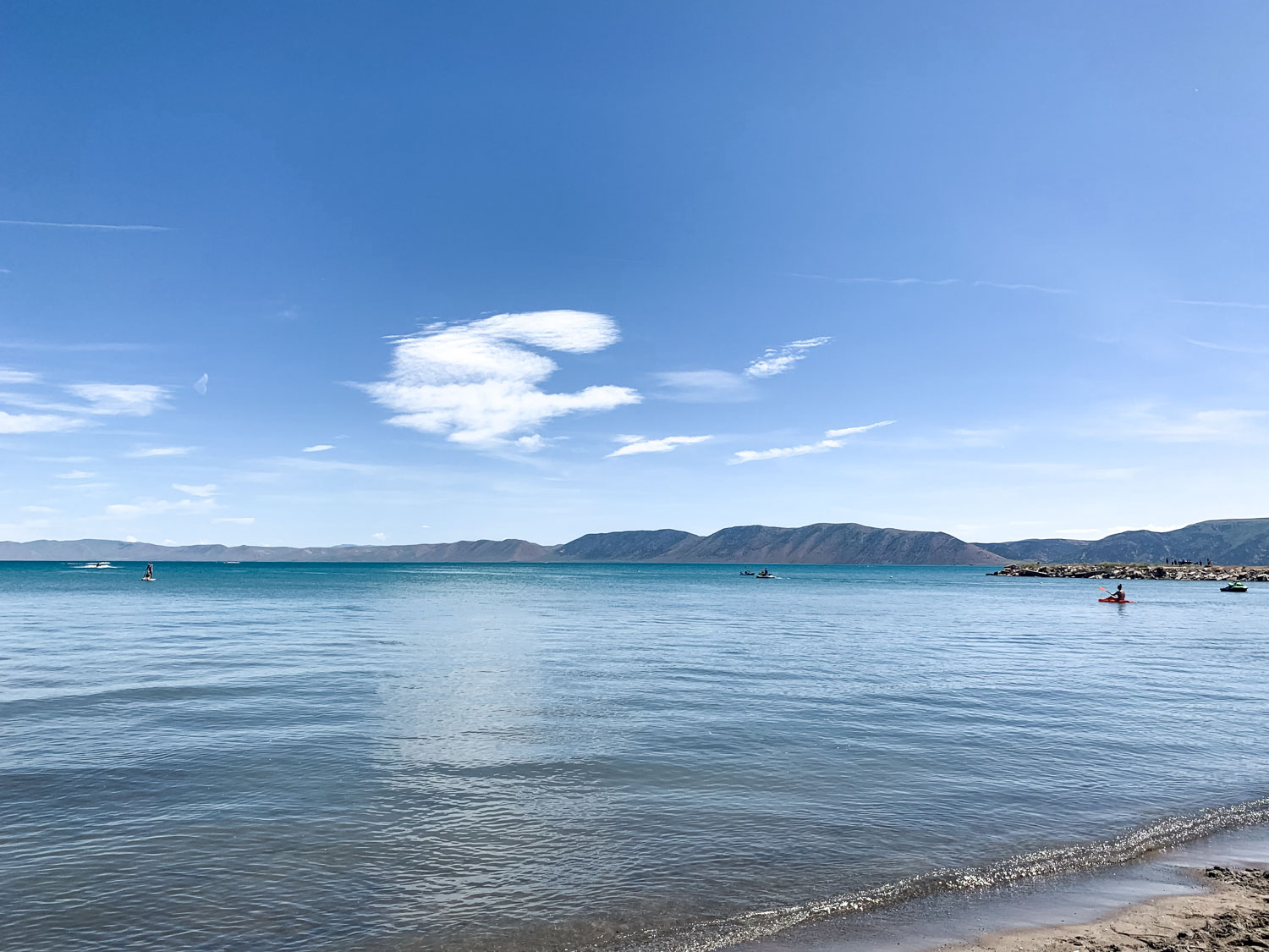 Ideal Beach Resort in Bear Lake – Great place for families and fun!